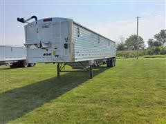 2015 Stoughton AHV-401T-AR-A T/A Hopper Bottom Grain Trailer