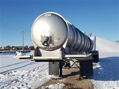 2015 Polar Tri/A Tanker Trailer