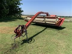 Hesston 1014 Swing Away Windrower