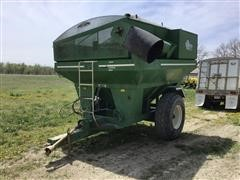 E-Z Trail 500 Grain Cart