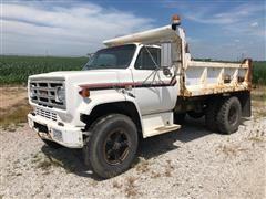 1987 GMC 6000 Dump Truck