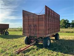 Schweiger Deluxe Forage Wagon