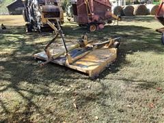DHA 84 Mower & Pasture Roller