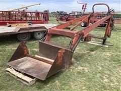 Farmhand F11 Loader W/Bucket