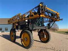 2011 Hagie STS12 Self Propelled Sprayer