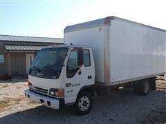 1999 GMC W3500 Box Truck