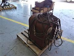 Lincoln Electric Idealarc 250 AC/DC Welder