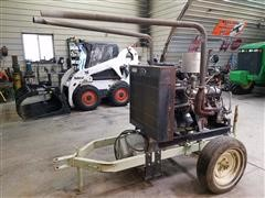 Ford 460 Power Unit V8 Propane Engine With Generator