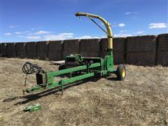 John Deere 3970 Forage Harvester