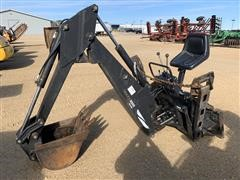 Skid Steer Backhoe