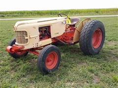 1957 Case 300/310 2WD Utility Tractor