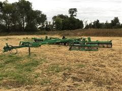 John Deere 200 Rolling Basket Round Bar Harrow