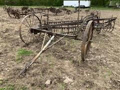 Horse Drawn Side Delivery Rake, Dump Rake & Plow Parts