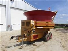 Haybuster H-1100 Tilt Pull-Type Hay Grinder