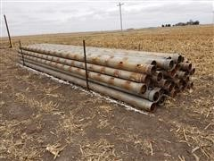 """Tex-Flow 8""""X30' Gated Irrigation Pipe"""