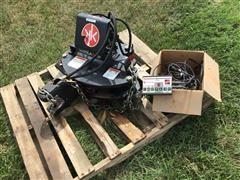 Pro Tracker Tractor Hydraulic Hitch