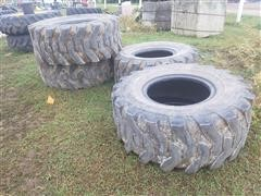 Solideal Loadmaster Tires