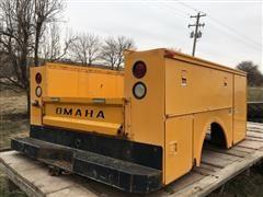 Omaha Pickup Service Body
