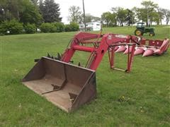 Westendorf WL-42 Loader And 7' Bucket