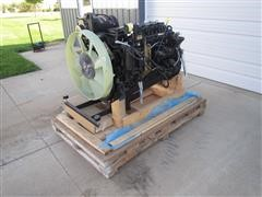2010 Cummins QSB6.7 Industrial Engine