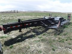 2011 B-B 40,000 GVW T/A Sprayer Trailer