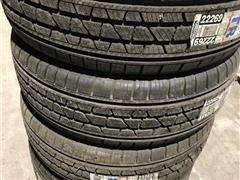 Cooper Discoverer SRX 275/65R18 Tires
