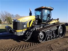 2008 Challenger MT845B Track Tractor