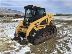 Caterpillar 277B Compact Track Loader (INOPERABLE)