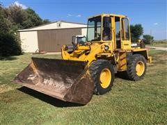 Trojan 1500D 4WD Wheel Loader