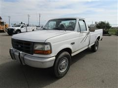 1996 Ford F-250 2WD Pickup Truck