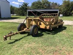 Soil Mover 75RF Scraper