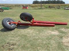 2014 Case IH 1235 Early Riser Lift Assist Wheels/Brackets