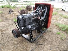 2007 Case IH P170 Power Unit