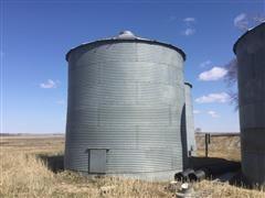 Butler 5432A 3200-Bushel Grain Bin