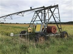 1991 T-L 7 Tower Hydraulic Driven Lineal Irrigation Unit
