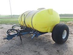Schaben Industries 1000 Gal Pull Between Liquid Cart