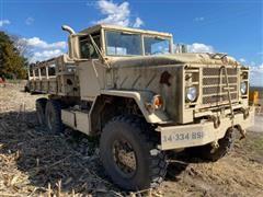 1990 BMY A&M General M923A2 T/A 6x6 Truck