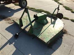 John Deere 307 3 Pt 6' Shredder