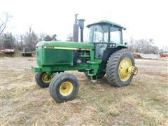 1989 John Deere 4555 2WD Tractor