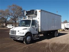 2012 Freightliner Business Class M2 Refrigerated S/A Box Truck