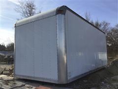 Supreme Corp 18' Enclosed Cargo/Van Box