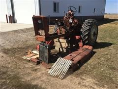 International 706 2WD Tractor For Parts