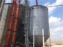 Butler 2796 Hopper Bottom Grain Bin
