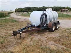 Schaben 1000-Gallon Water Trailer