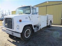1979 Ford 350 Service Truck