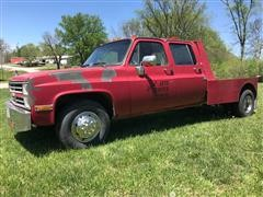1988 Chevrolet R30 Wheel Lift Truck