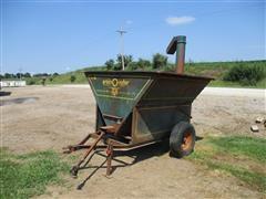 grain-O-vator Series 10 Feeder Wagon