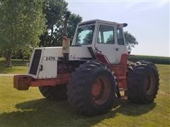 1974 Case 2470 4WD Tractor