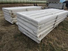 Concrete Confinement Barn Slats