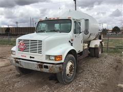 1993 International 4900 Propane Truck